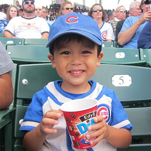 A Day at Wrigley Field