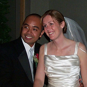 Our Wedding | Photographs | 27 November 2004